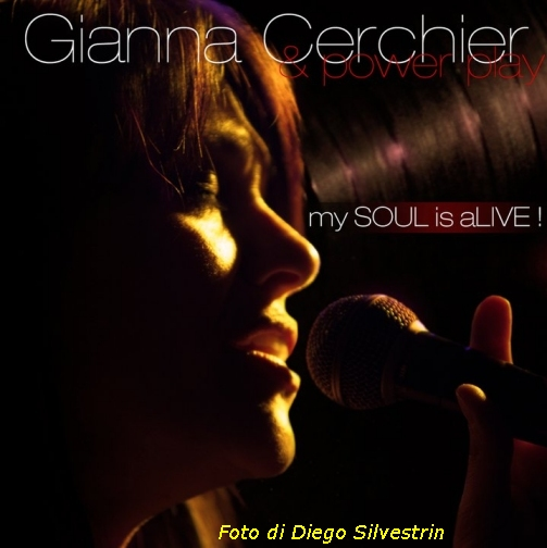 Gianna Cerchier and Power Play My soul is alive, 2010-filippo orefice